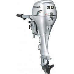 Подвесной 4-х тактный бензиновый лодочный мотор HONDA BF20DK2-SH-U